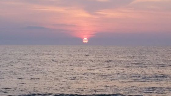 Sunrise over Rodanthe_72114